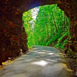 Nada Tunnel Red River Gorge