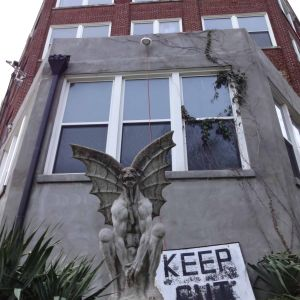 Keep Out Gargoyle